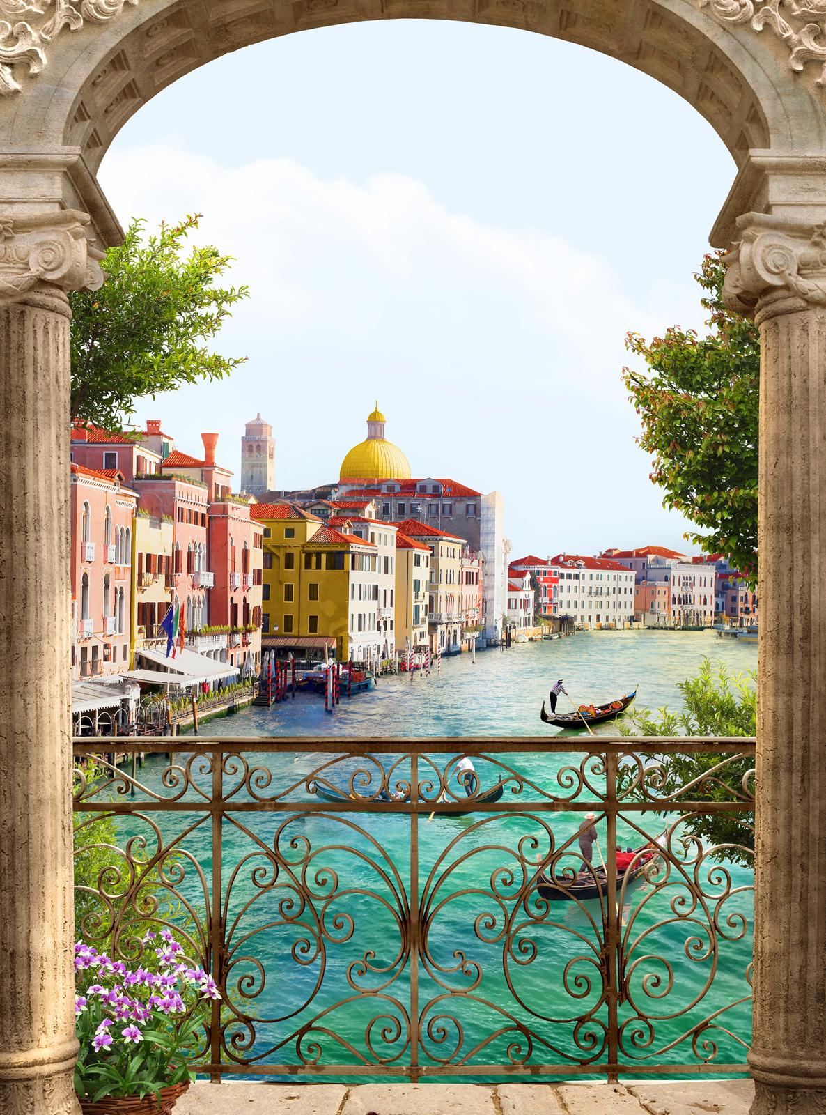 Картинки венецианские арки